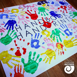Hand book Handprints