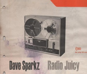 Radio Juicy Vol. 41 (Spintronics by Dave Sparkz)