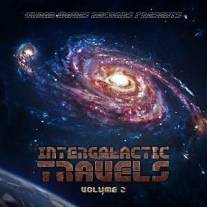 BMOODY - Voyage Ralos- V/A - Intergalactic Travels Vol.2 - Urban Waves Records