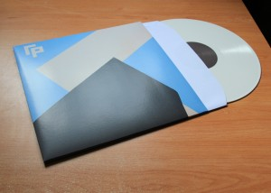 Repeat Pattern - rp Limited White Vinyl LP