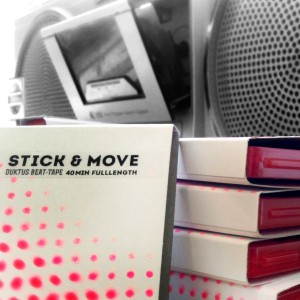 DUKTUS - Stick and Move lmtd cassette