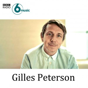 Zo on Gilles Peterson Radio Show - BBC Radio 6 Music - soul, hip-hop, house, Afro, Latin, electronica, jazz