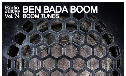 Radio Juicy - Ben Bada Boom soul funk hip hop beats