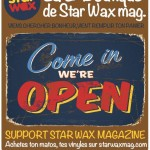 Star Wax Mag | E-Boutique : now open !