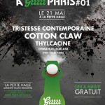 A GRRRRR PARIS # 01 – W/ COTTON CLAW