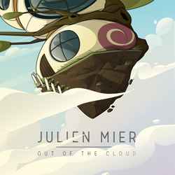 Julien Mier - Out Of The Cloud electronic chill-out ambient house hip hop beats
