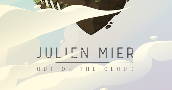 Julien Mier - Out Of The Cloud electronica chillout beats ambient
