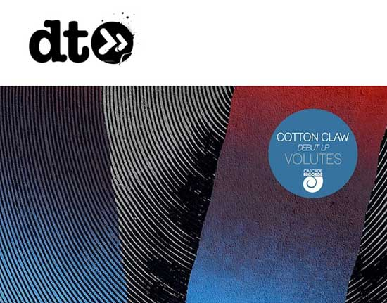 Cotton Claw - Data Transmission - electronic music house pop dance