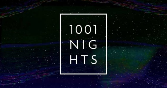 ATELLER - '1001 NIGHTS EP' electronic trap house future beats r&b music